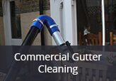Commercial gutter cleaners